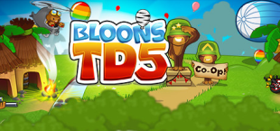 Bloons TD 5 Update 3.5 - New Halloween Map!